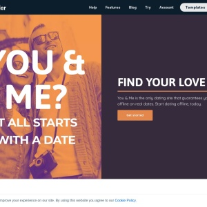 Dating — Smart Slider 3 — WordPress Plugin