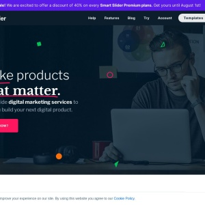 Fullwidth Slider — Smart Slider 3 — WordPress Plugin