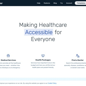 Healthcare — Smart Slider 3 — WordPress Plugin