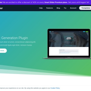 Orion Page Group — Smart Slider 3 — WordPress Plugin