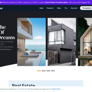 Real Estate — Smart Slider 3 — WordPress Plugin