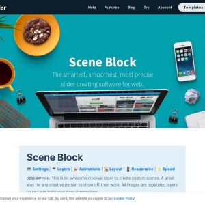 Scene Block