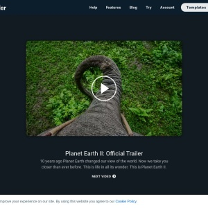Video Showcase — Smart Slider 3 — WordPress Plugin