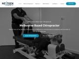 Mobile Chiropractor Eltham – Next Gen Chiropractic