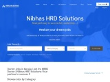 Nibhas HRD Solutions –  Healthcare Job Placements | Recruitment Agency Thrissur