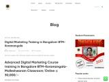 digital marketing in bangalore in btm layout