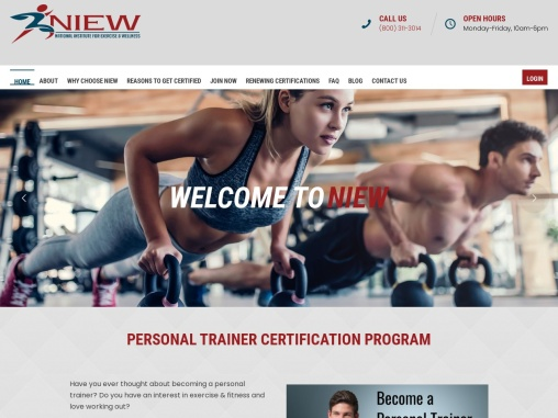 National Institute for Exercise & Wellness