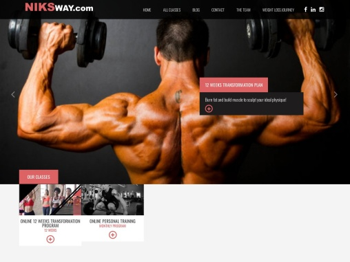 Burn fat and build muscle to sculpt your ideal physique