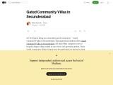 Gated Community Villas in Hyderabad