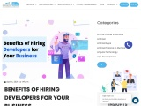 Benefits of Hiring Developers for Your Business