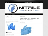 Nitrile Gloves Are a True Savior for a Dependable Performance