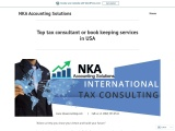 Top tax consultant or book keeping services in USA.
