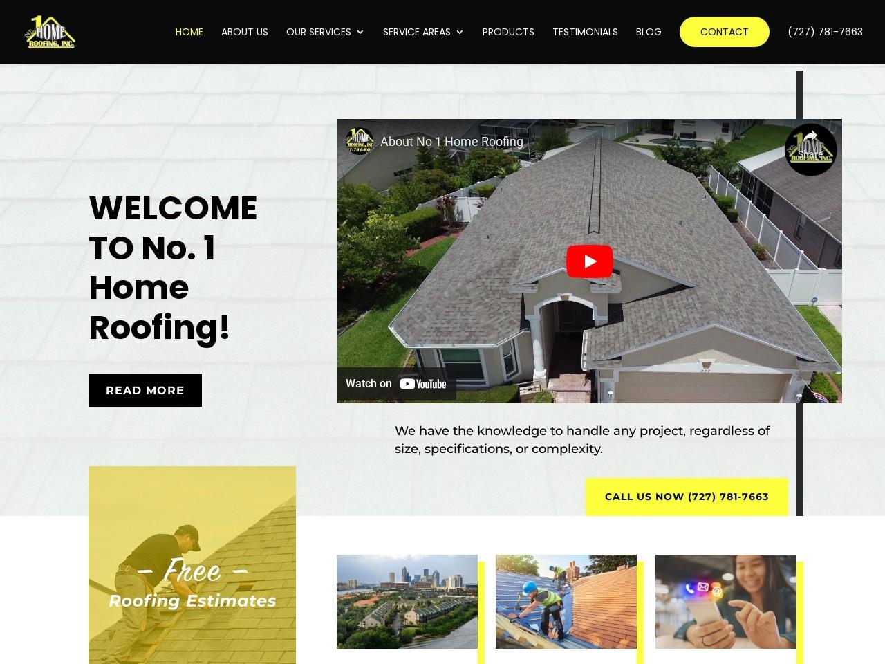 Tile & Shingle Installation & Repair, Tampa, Florida