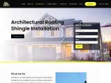 Architectural Shingle Installation, Tampa, Florida