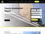 Fascia Installation & Repair, Tampa, Florida