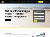 Flat Roof Installation & Repair, Palm Harbor