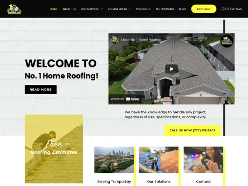 Industrial Roofing Installation & Repair, Palm Harbor
