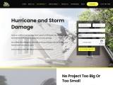 Storm and Hurricane Damage Repair, Tampa, Florida