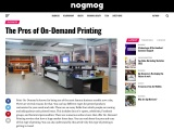 The Pros of On-Demand Printing