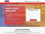 North Coast Wreckers in Australia