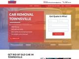 Scrap Car Removal Townsville australia