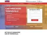 Car Wreckers Townsville in Australia