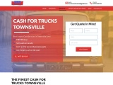 Cash for Trucks Townsville company