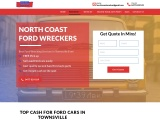 Ford Wreckers Townsville company
