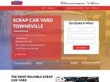 Scrap Car Yard Townsville company