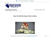How To Sell My House Fast In Reno