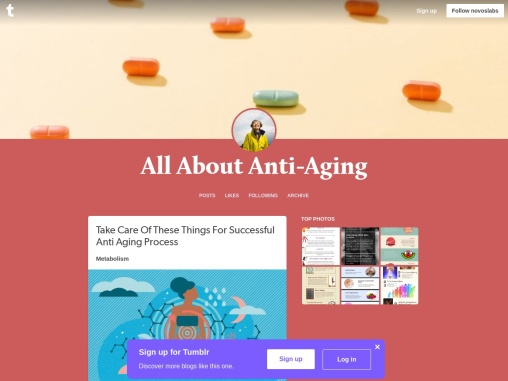 Take Care Of These Things For Successful Anti Aging Process
