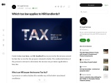 Which tax law applies to NRI landlords?