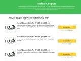 Nuleaf Naturals Coupon | 20% Off Nuleaf Naturals Coupon