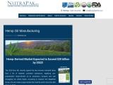 Hemp Oil | Ingredients | NutraPak USA
