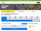 Order weekly meal planner singapore