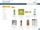 Nutrio Hub  – Food Supplement, Vitamins, Minerals, Healthy Food