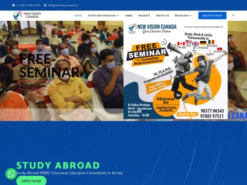 Study Abroad MBBS | Overseas Education Consultants in Kerala