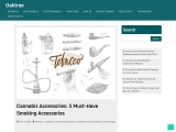 Cannabis Accessories: 5 Must-Have Smoking Accessories
