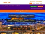 Taxi rent online lausanne