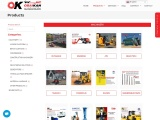 Construction Equipment & Machinery & Spare Parts Supplier in Doha, Qatar