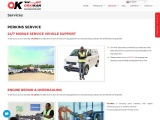 Perkins Service | Construction Machinery Service Support in Qatar