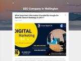 SEO Agency in Wellington | Ocean Digital LTD