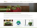 Interior Plant Maintenance services – Give us a call at (925) 698-2011.