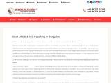 Upsc Coaching In Bangalore – Officer IAS Academy