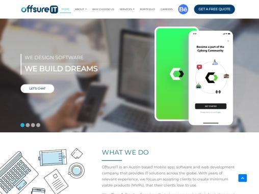 Mobile App Development Services Austin Tx