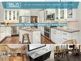Kitchen Cabinets and Bathroom Vanities in Houston