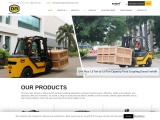 OMKION India- Manufacturers of Diesel and Electric Forklifts Home