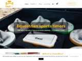 Equestrian sports timer – OmniPro