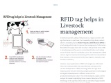RFID tag helps in Livestock management