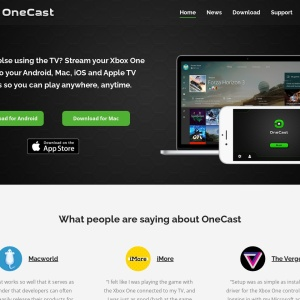 OneCast - Xbox One game streaming for iPhone, iPad and Mac
